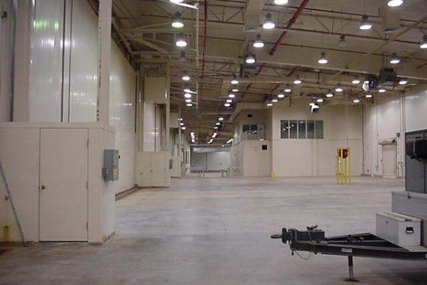 Hanger 1180 Interior