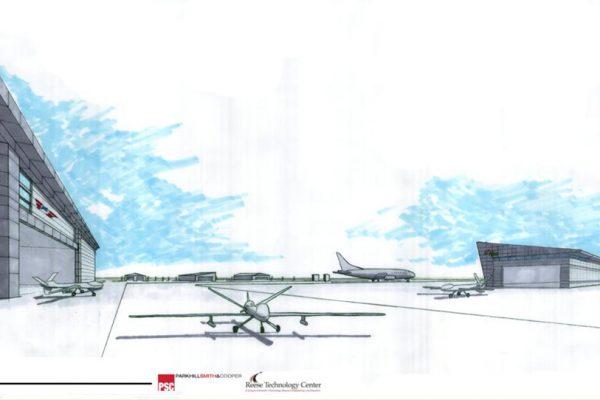 !Elevation- Build Out-Hangar