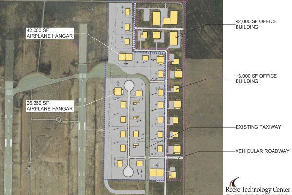 PSC Airfield Renderings